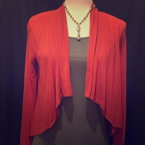 Coveted clothing bolero cardigan, M
